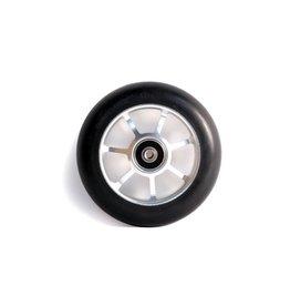 barnett USE Skating Rollski Rad, Rolle, Aliminium/ PU, 100mm x 24mm (2 Stücke)