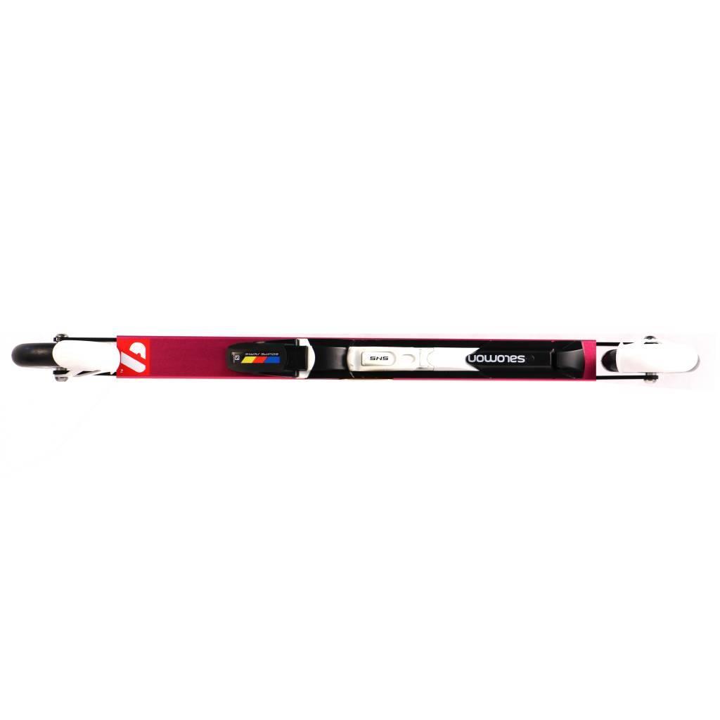 barnett RSE-ENTRY 610 Skating Skiroller - Skating Rollski's für Einsteiger, ROSAROT