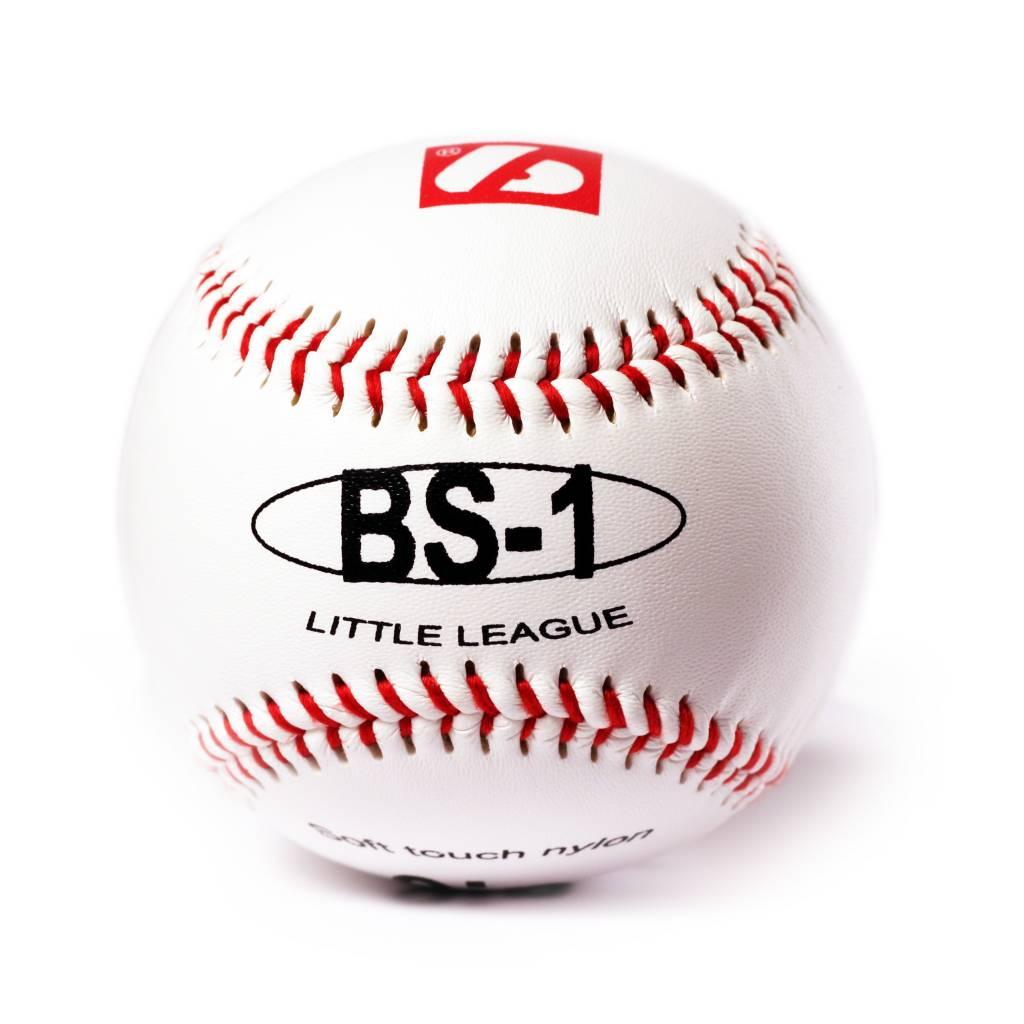 barnett BBWO-3 Baseball Holz Junior (Kinder) Set, Schläger & Ball, (BB-W 24, BS-1)