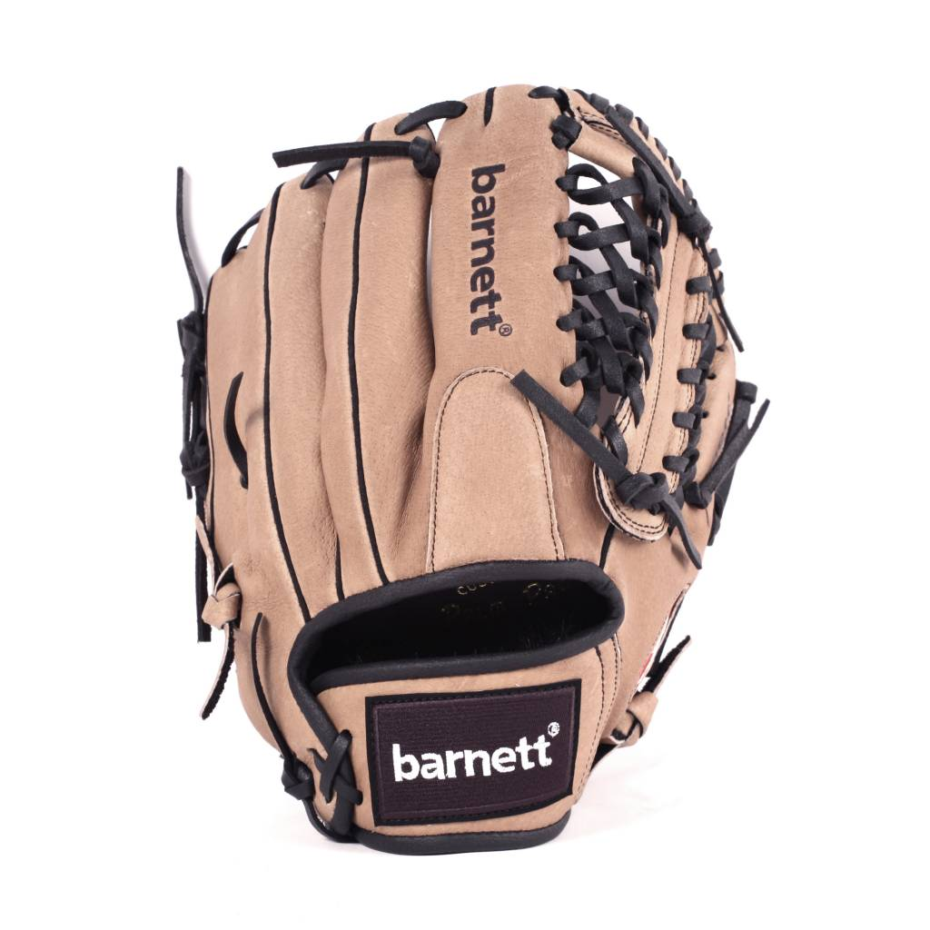 barnett GBSL-3 Baseball Leder Jugend Set, Handschuh & Ball, (SL-110,LL-1)