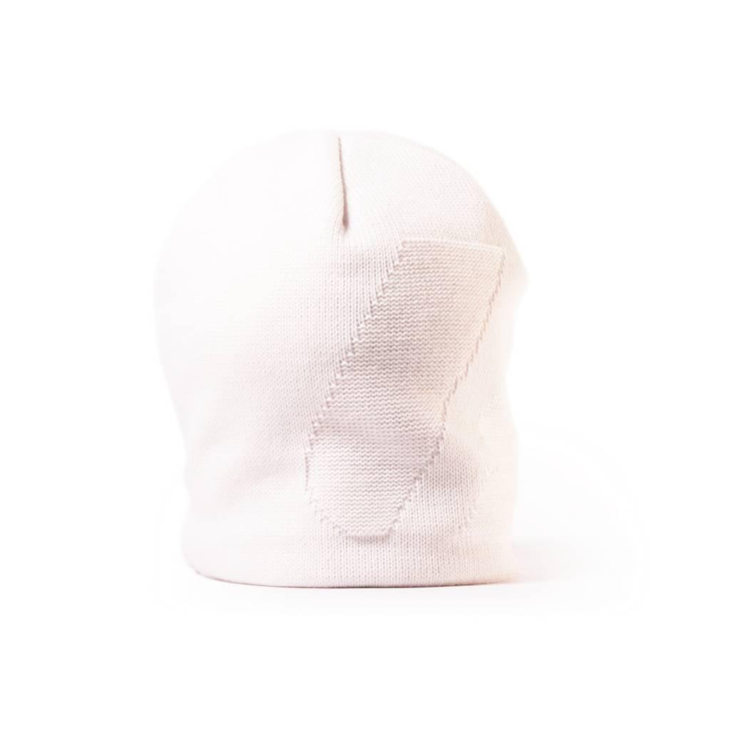 barnett STEFAN Winter Beanie Mütze, Farbe weiß