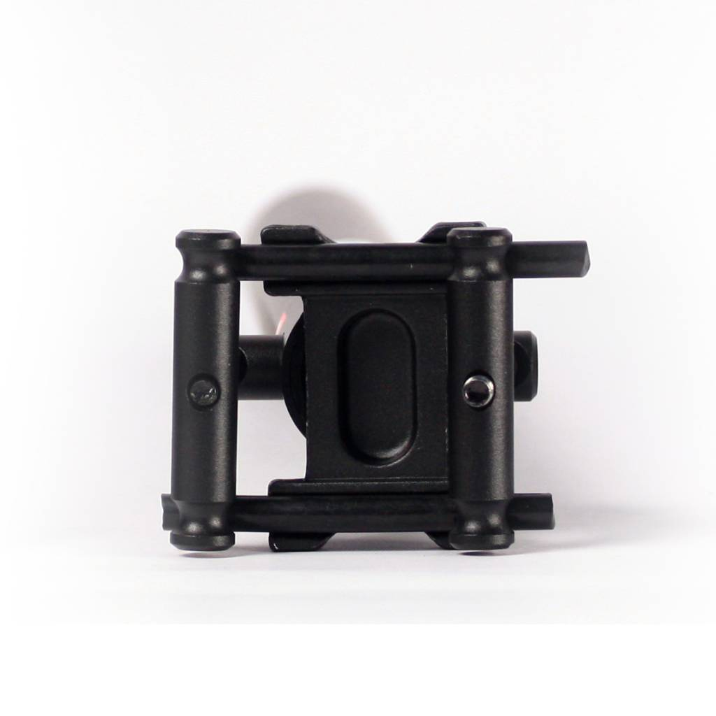 barnett SPA-02 Sattelstütze Aluminium, 31,6*350 258g, schwarz
