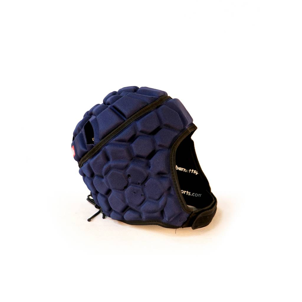 barnett HEAT PRO Wettbewerb Rugby Cap, Farbe marineblau
