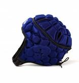 barnett HEAT PRO Rugby Helm, Spielhelm Profi, Farbe marineblau