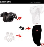 barnett PAKET LINEMAN PROFI SET (MARK IV + FJ-2 + FP-2 + FHP-03 + FKP-03+ FTP-03 + 2pcs CMS-01), multicolor