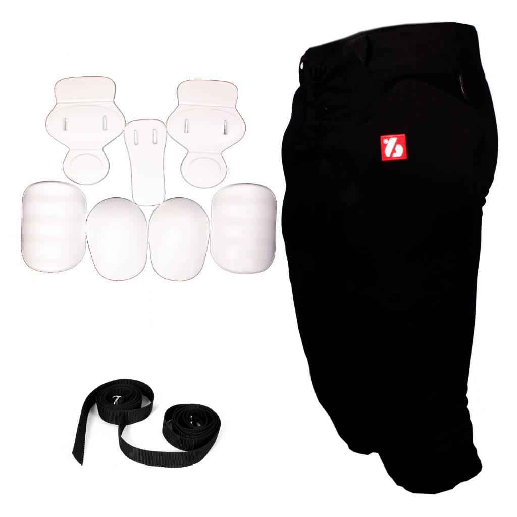 barnett FKTP-JR Schutz-Set Junior, für Kinder, mit Hose ( FP-2 + FKJ-01 )+ 2 Stück CMS-01 Gürtel