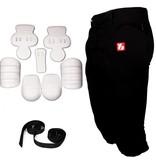barnett FKTP-03 Schutz-Set für Linemen Profis, mit Hose (1x FP-2+1x FKA-03+2x CMS-01)