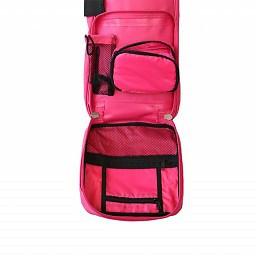 barnett SMS-05 Biathlon, Sport-Gewehrtasche, Größe Senior, Farbe rosa