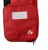 barnett SMS-05 Biathlon, Sport-Gewehrtasche, Größe Senior, Farbe rot