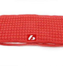 barnett M4 Warmes Stirnband aus Wolle, für Temperaturen bis -30°C, rosa