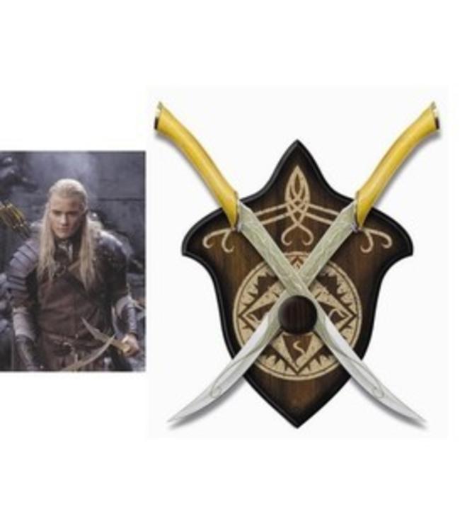 Fighting Knives of Legolas