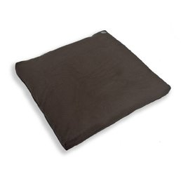 Love Generation Traditional Zabuton Meditation Mat Warm Grey