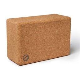 Manduka Cork Yoga Block Large