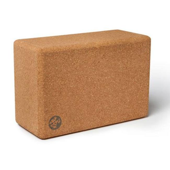 Manduka Cork Yoga Block - Large