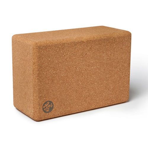 Manduka Cork Yoga Block Large