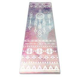 Love Generation Tribal Yoga-Matte