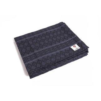 Manduka Yoga Blanket Cotton - Thunder Grijs