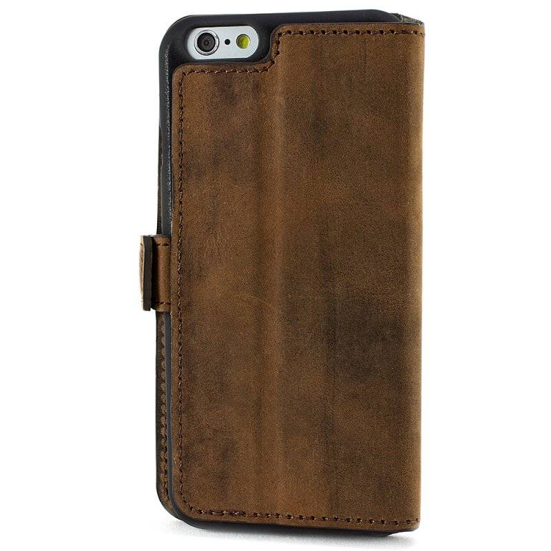 Bouletta Bouletta - iPhone 6(S) WalletCase (Antic Coffee)