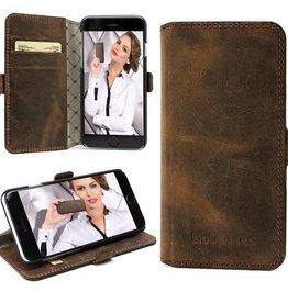 Bouletta Bouletta - iPhone 6(S) WalletCase (Antic Coffee)