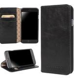 Bouletta Bouletta - iPhone 6(S) BookCase (Rustic Black)