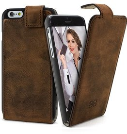 Bouletta Bouletta - iPhone 6(S) Plus FlipCase (Antic Coffee)