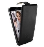 Bouletta Bouletta - Samsung Galaxy S6 Edge FlipCase (Rustic Black)