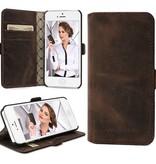 Bouletta Bouletta - iPhone 5(S) & SE WalletCase N.E. (Antic Coffee)