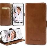 Bouletta Bouletta - iPhone 5(S) & SE WalletCase N.E. (Rustic Cognac)