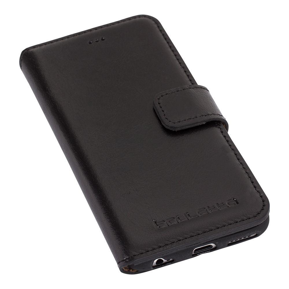 Bouletta Bouletta - Apple iPhone 7 WalletCase (Rustic Black)