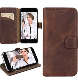Bouletta Bouletta - Apple iPhone 7 WalletCase (Antic Coffee)