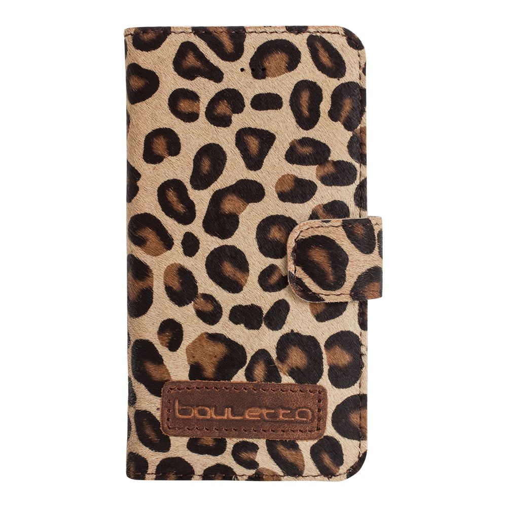 Bouletta Bouletta - iPhone 7 WalletCase (Leopard)