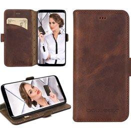 Bouletta Bouletta - Samsung Galaxy S8 Plus BookCase (Antic Coffee)