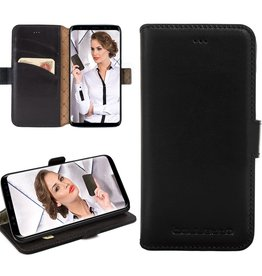 Bouletta Bouletta - Samsung Galaxy S8 Plus BookCase (Rustic Black)