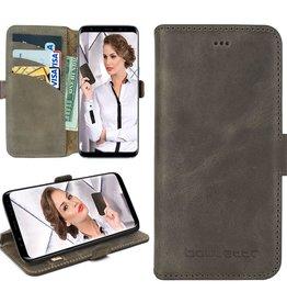 Bouletta Bouletta - Samsung Galaxy S8 Plus BookCase (Antic Grey)