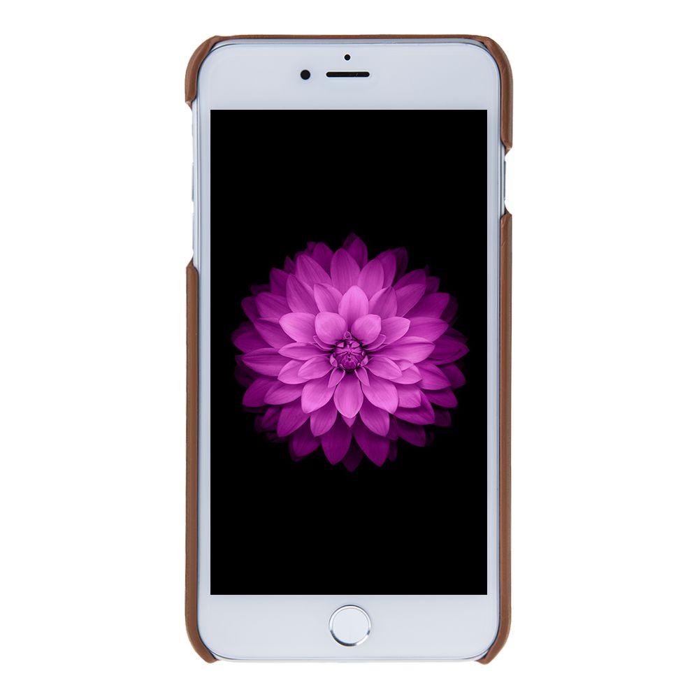 Bouletta Bouletta - iPhone 7 BackCover (Rustic Cognac)