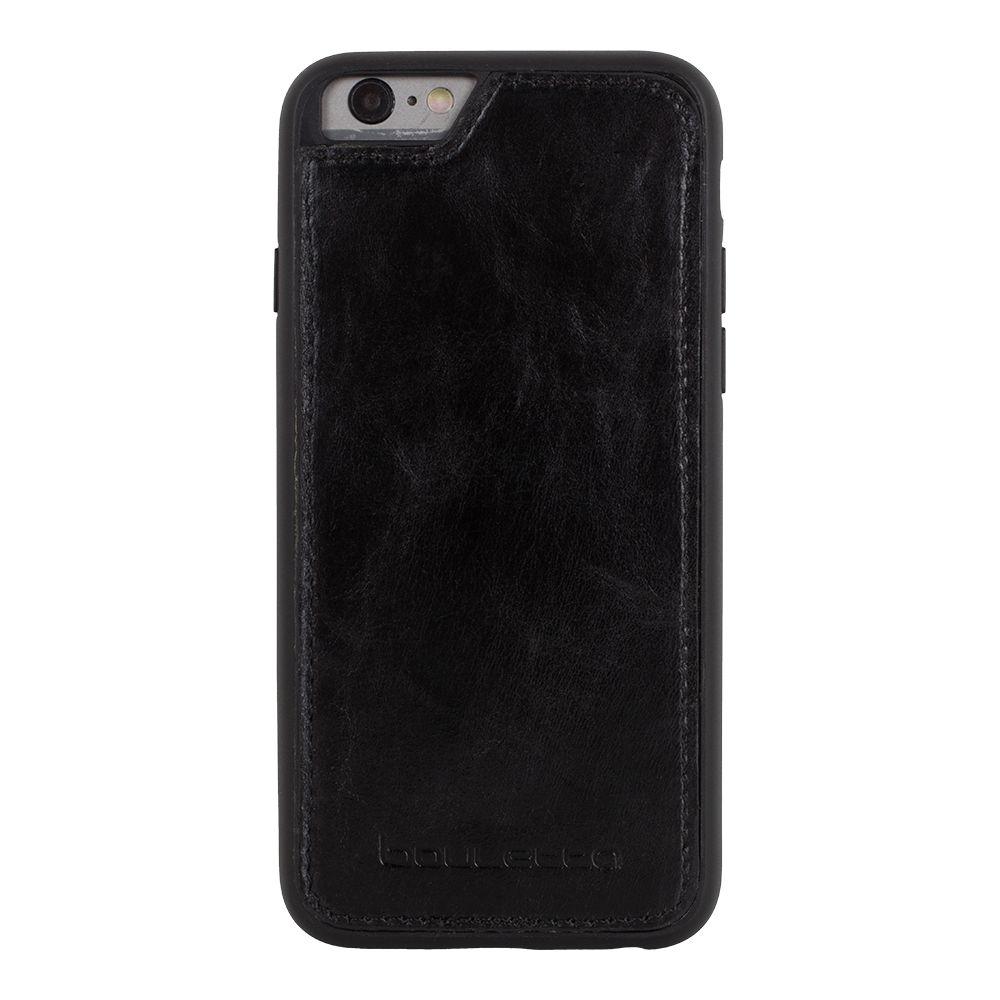 Bouletta Bouletta - iPhone 6(S) Magnet WalletCase (Rustic Black)
