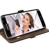 Bouletta Bouletta - Samsung Galaxy S6 WalletCase (Antic Coffee)