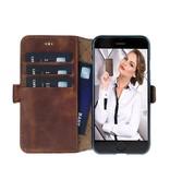 Bouletta Bouletta - iPhone 6(S) Plus WalletCase (Leopard)