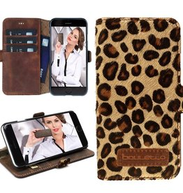 Bouletta Bouletta - iPhone 6(S) Plus WalletCase (Leopard)