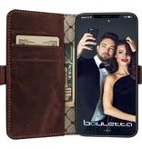 Bouletta Bouletta - iPhone Xs / X BookCase (Antic Coffee)
