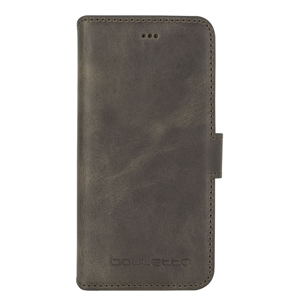 Bouletta Bouletta - iPhone X BookCase (Antic Grey)