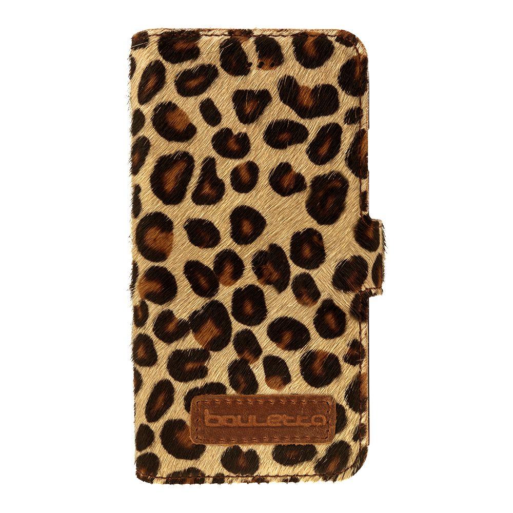 Bouletta Bouletta - iPhone Xs / X BookCase (Leopard)