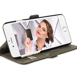 Bouletta Bouletta - iPhone 6(S) WalletCase (Antic Grey)