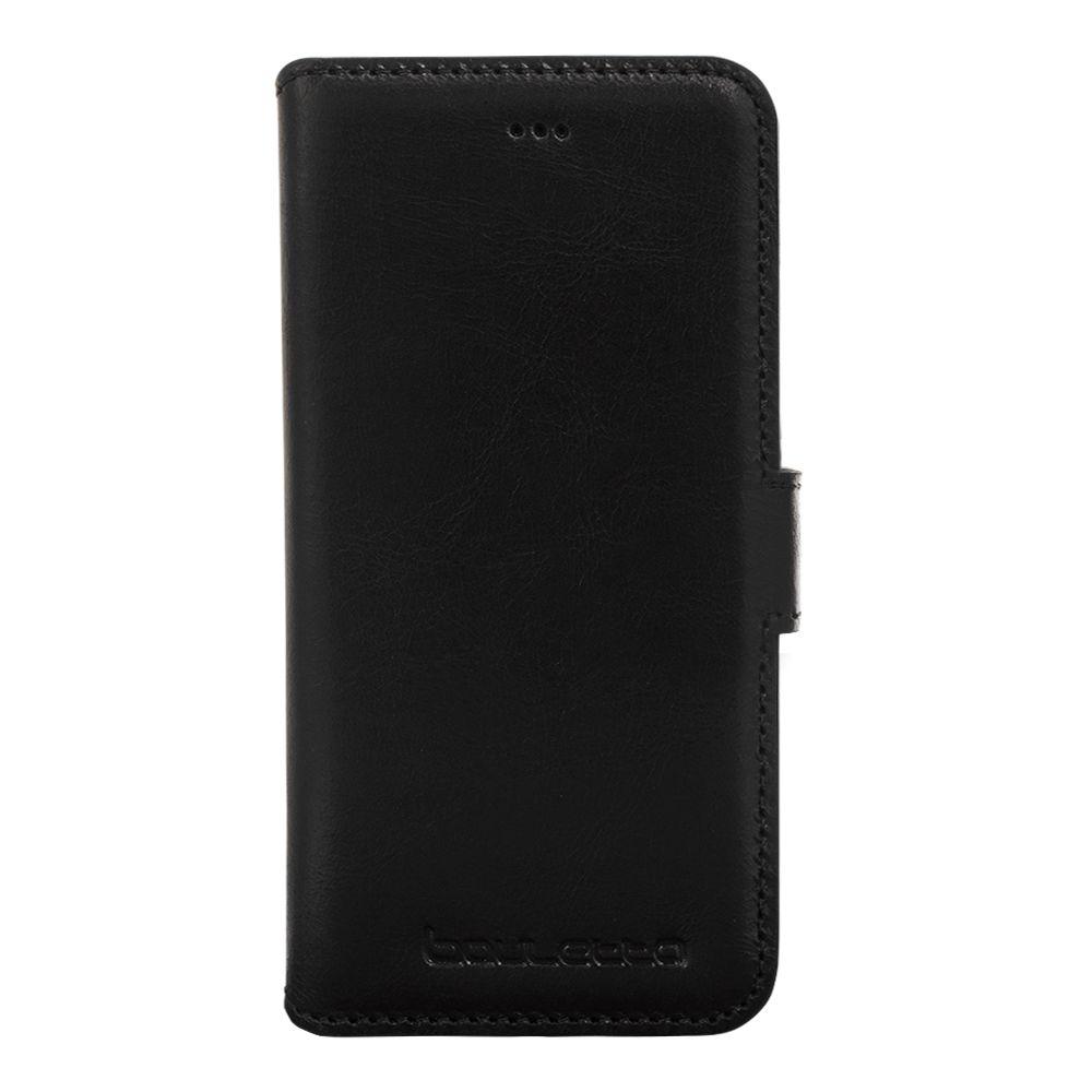 Bouletta Bouletta - Apple iPhone 7 Plus BookCase N.E. (Rustic Black)