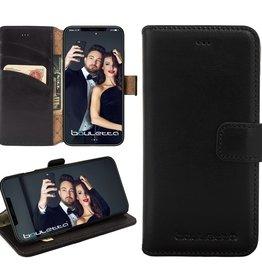 Bouletta iPhone X BookCase - Rustic Black (Classic)
