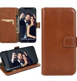 Bouletta iPhone X BookCase - Rustic Cognac (Classic)