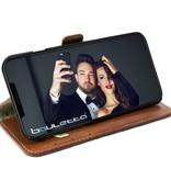 Bouletta iPhone X WalletCase - Rustic Cognac (Classic)