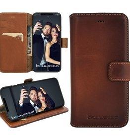 Bouletta iPhone X BookCase - Burned Cognac (Classic)