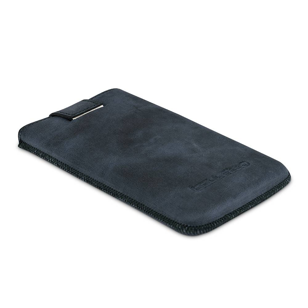 Bouletta Bouletta - Apple iPhone Xs / X Insteekhoesje (Antic Blue)