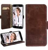 Bouletta Bouletta - Samsung Galaxy S6 Edge WalletCase (Vessel Brown)